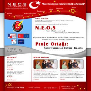 Neos web