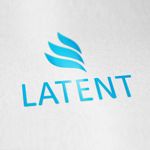Latent logo