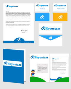 Stationery presentation2