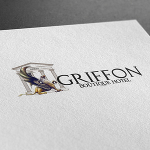 Griffonbutikotel logo