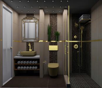 Alt kat lavabo wc