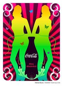 Cocacola konsept