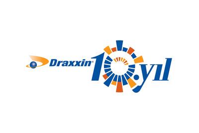 Draxxin10yil logo