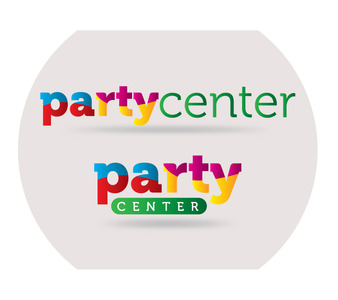 Party center logo yen