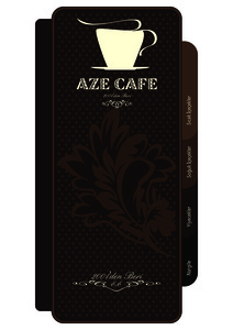 Aze cafe men