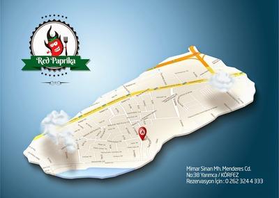Red harita