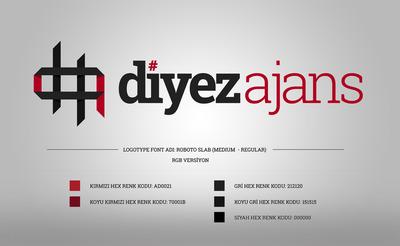 Diyez ajans logo