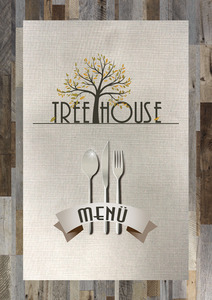 Tree house menu01