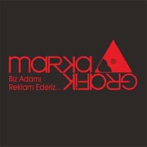Subliminal logo marka grafik