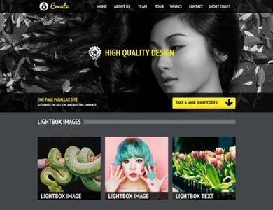 Create muse template free
