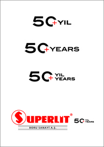 Superlit50yillogo
