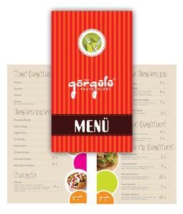Gorgulu menu 1