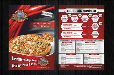 Brother s pizza bro  r