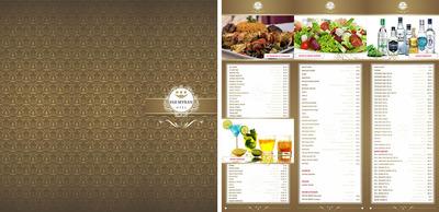 Ege sevilen menu