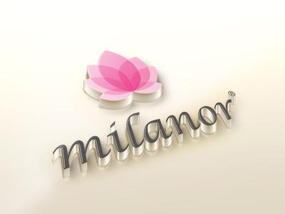 Milanor mockup