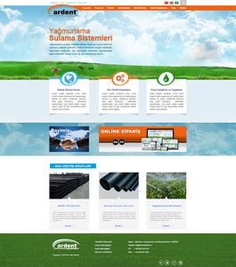 Ardent web design