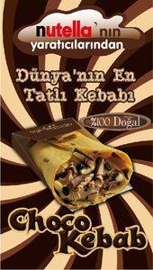 Choko kebab.