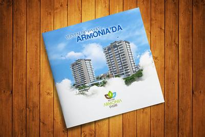 Armonia katalog tasarimi