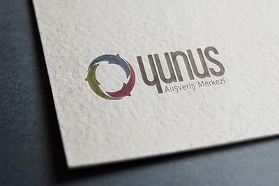 Yunus avm logo tasarimi