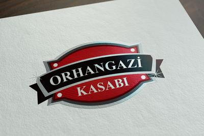 Orhangaz  kasabi logo tasarimi