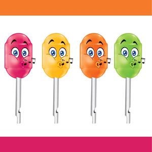 Lollipop s eker
