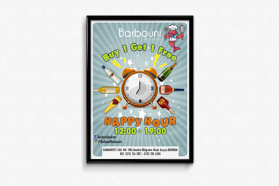 Barbouni happy hour