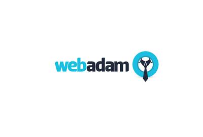 Webadam logo tasarim