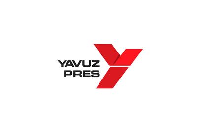 Yavuz pres logo tasarim