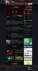 Trdota net web sitesi tasarim