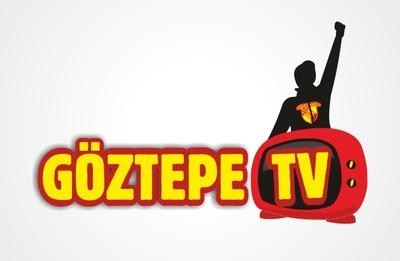 Goztepe tv logo tasarimi