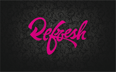 Refresh orijinal logo