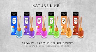 Aromatherapy diffuser sticks
