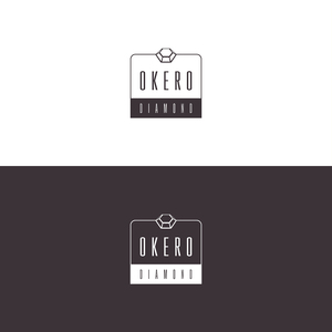 Okero diamond logo
