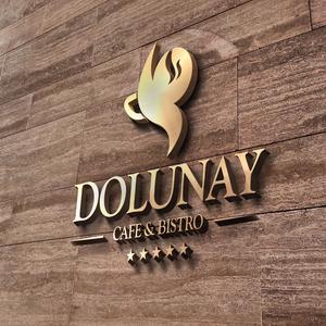 Dolunay logo mockup