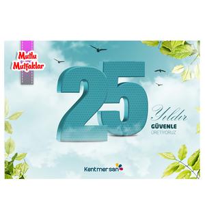 Kentmersan 25