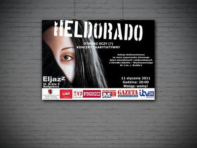 Heldorado poster 1