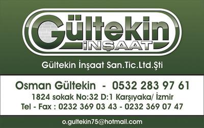 Gultekin kartvizit