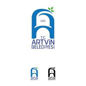 Artvin belediyesi logo
