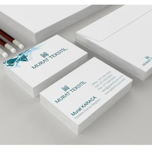 Murat tekstil kartvizit