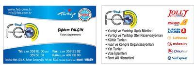 Kartvizit ve logo