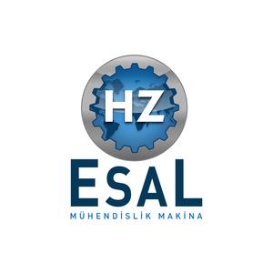Hzesal logo tasar m