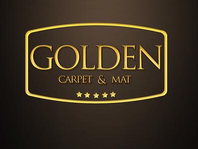 Golden carpet logo