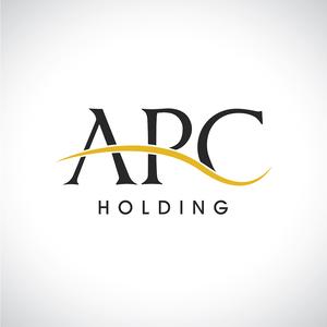 Arc holding logo