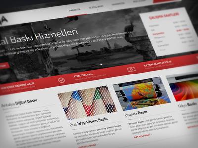 Antalya dijital baski web