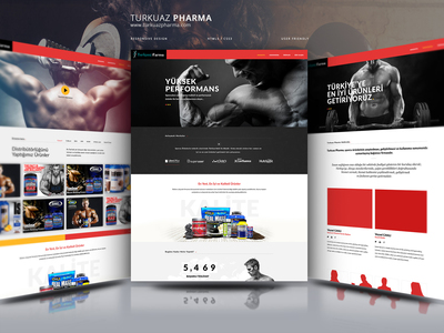Turkuaz pharma web
