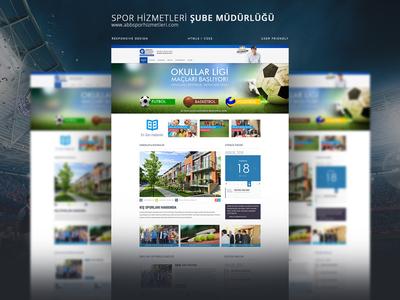 Spor hizmetleri web