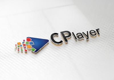 Cplayer logo tasarimi 4