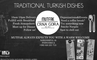 Mutfak welcomes