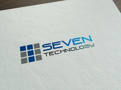 Seven mockup