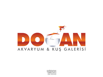 Do an akvaryum logo